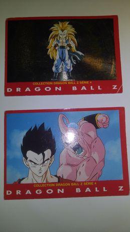 Dragon Ball Z (cartas da 4a série)