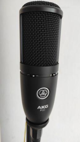 Mikrofon AKG , Behringer , AKAI ( komplet)