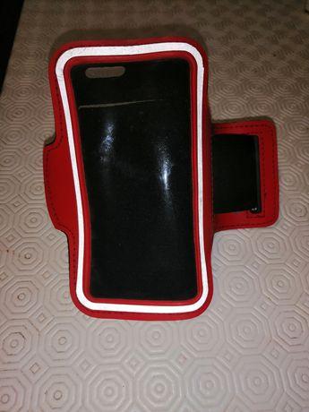 Capas e braçadeira para telemóvel