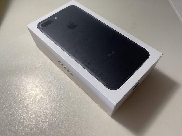 Iphone 7 plus 256gb, 5 capas e 4 películas de vidro