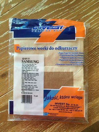 Worki do odkurzacza SAMSUNG 20 sztuk