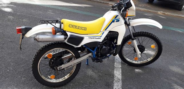 Suzuki TS 50 original