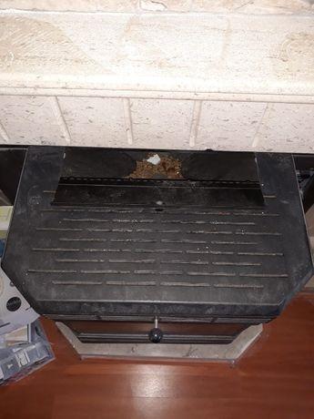 Recuperador de calor a pellets
