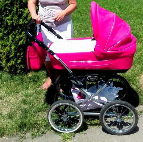 Продам детскую коляску Adamex Royal 2х1 (Польша)