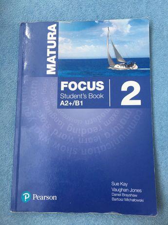 Podręcznik Język Angielski Matura Focus A2+/B1 2