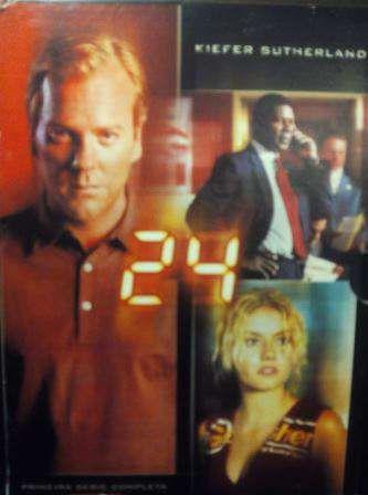 24 Horas Séries 1 e 2 em DVD