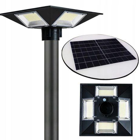 Lampa zewnętrzna solarna 200W uliczna/ogrodowa z czujnikiem ruchu