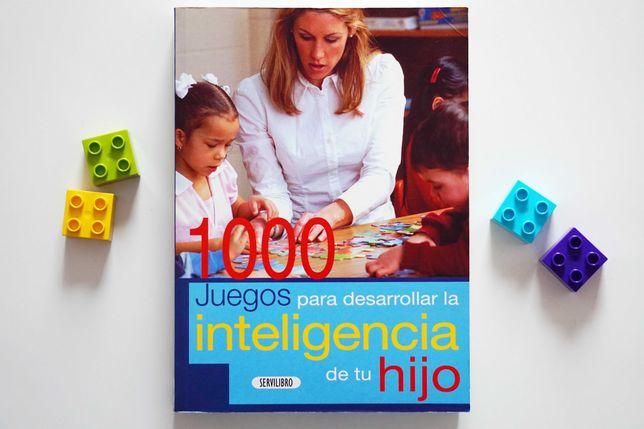 """1000 juegos"" książka hiszpańska"