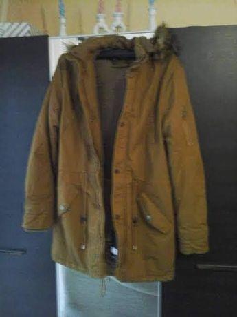 Nowa, zimowa kurtka parka firmy John Rici roz XXL