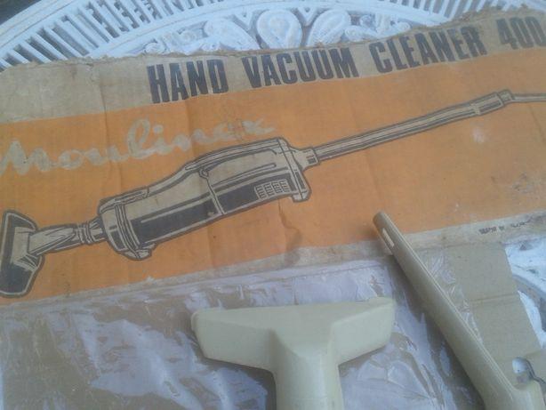 Aspirador Vertical Moulinex - Vintage - Hand Vacuum Cleaner 400