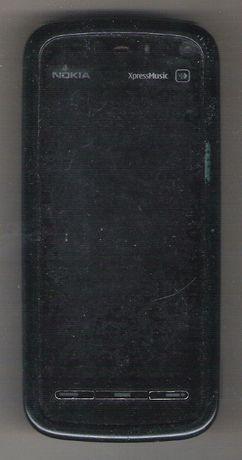 Продам недорого мобильный телефон: NOKIA 5800d-1 Сенсор Цвет: чёрный.