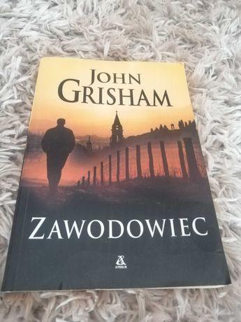 Zawodowiec - John Grisham. Książka
