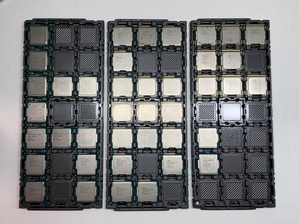 Процессор Intel Core i7-3770 i5-2400 2600 socket 1155 1150 сокет
