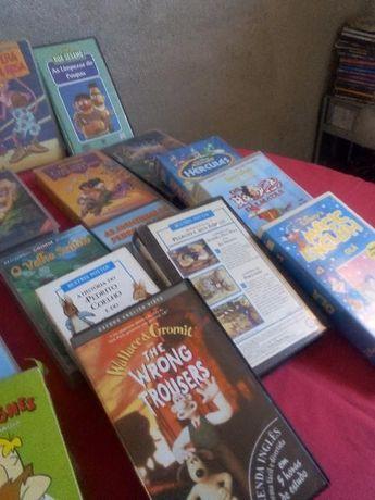 Cassetes de Video - VHS