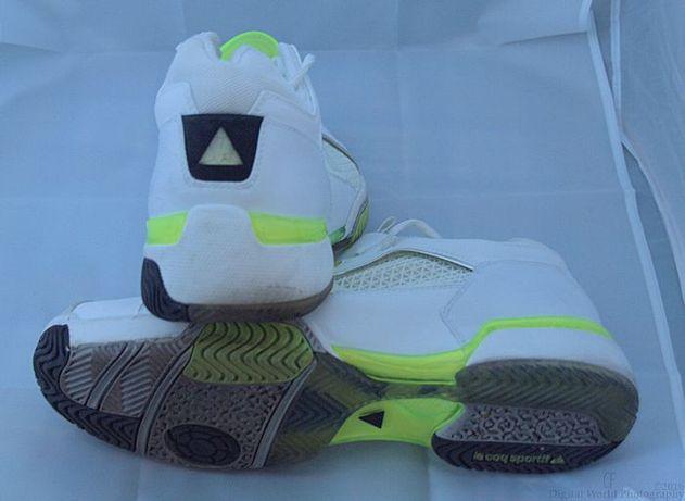 Sapatilhas Para Tenis Squash LeCoqSportif Como Novas Tamanho 43