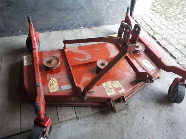 Traktorek Kosisko famarol 150cm 3-nożowe