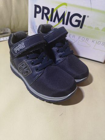 Кожаные деми ботинки Primigi 25 размер Оригинал