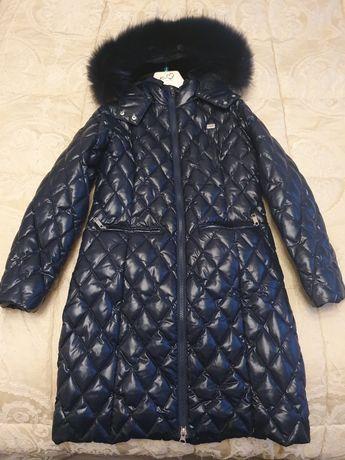 Новые Итальянские  оригинальные  подростковые куртки на пуху