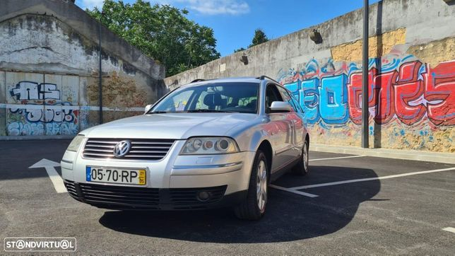 VW Passat 1.9 TDi Confortline