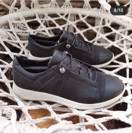 Ecco. Оригинальные женские кроссовки кеды туфли от Ессо. Оригинал