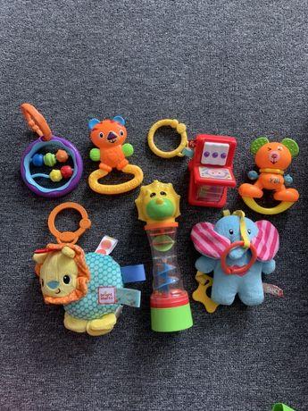 Іграшки игрушки погремушки чико