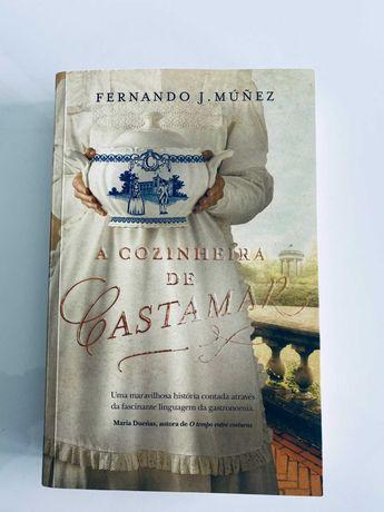 A Cozinheira de Castamar de Fernando J. Múñez