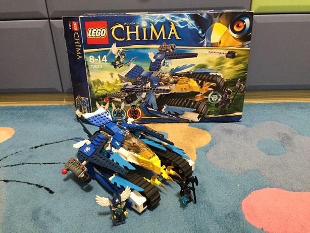 Lego Chima Орел-боец Экила