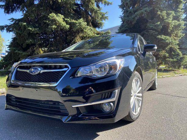 Subaru Impreza limited Edition 2016. Днепр. Апполо