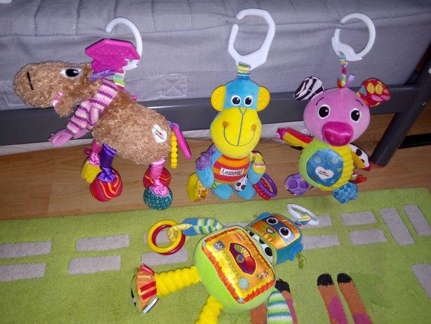 Zabawki zawieszki Lamaze