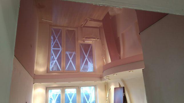 Натяжные потолки в каждый дом