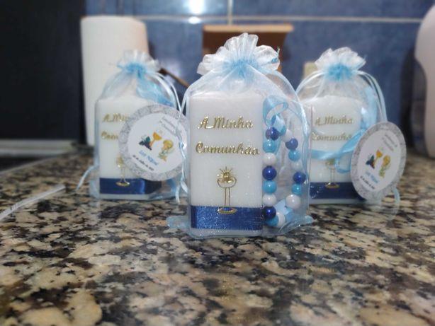 Lembranças para comunhão ou batizado