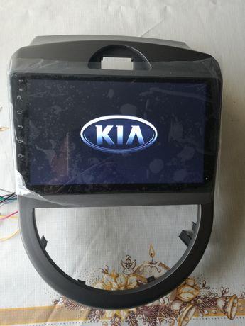 Radio Kia Soul rok 2009do2011 Android 10 RAM 2GB