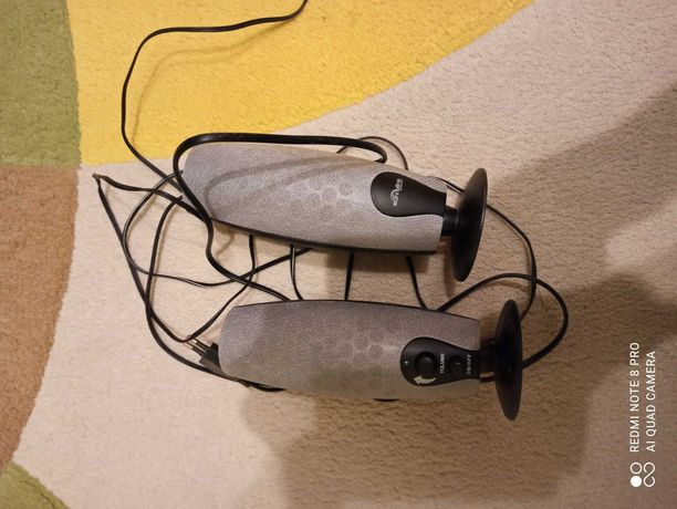 Głośniki do komputera lub telefonu