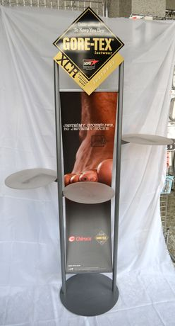 Ekspozytor stojak sklepowy na buty