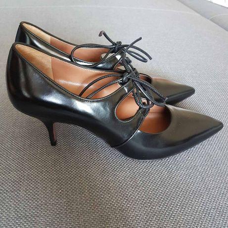 SportMax лодочки,туфли.Оригинал.23 см.MaxMara.