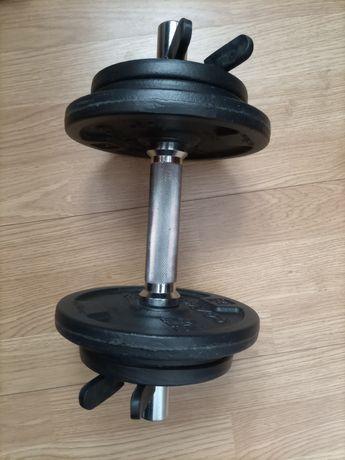 1 Halter 10kgs - Fitness