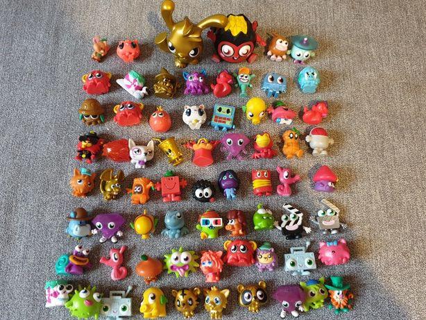 Figurka , Figurki Moshi Monsters Zestaw aż 68 Sztuk Moshling OKAZJA
