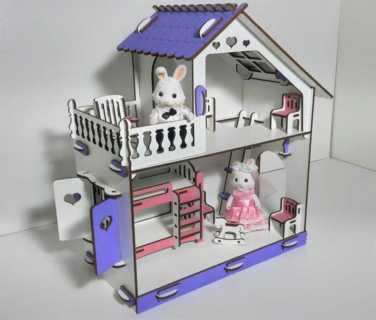 Кукольный домик Домик для кукол Лол Barbie LOL Барби Ляльковий будинок