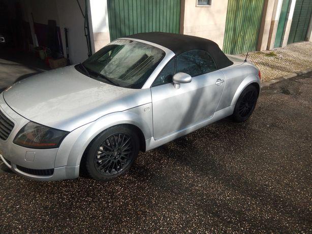 Audi tt  GPL Cabrio