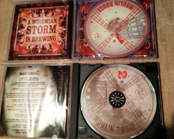 Zestaw CD Moulin Rouge 1 , 2