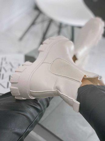 ХИТ СЕЗОНА • ОКСФОРДЫ• кожаные ботинки • Экокожа • купить в Одессе