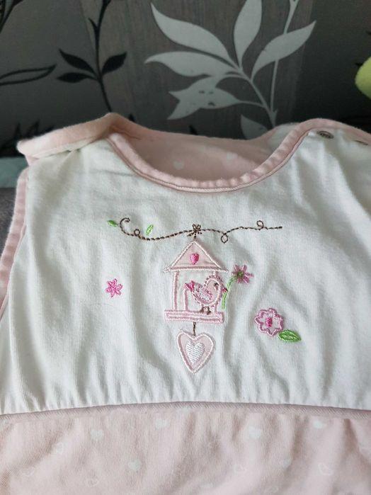 Śpiworek dla dziewczynki 0-6 mięsiecy Chorzów - image 1
