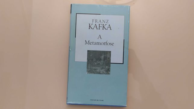 Metamorfose de Franz Kafka