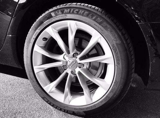 Диски R18 Audi A6 C7 + резина Michelin 245/45 лето