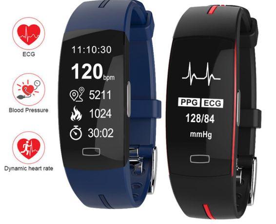 SmartWatch P3 | Pulseira desportiva Fitness | Smartphone iOS Android
