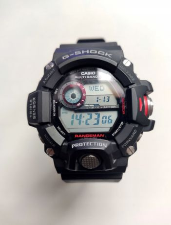 Zegarek męski Casio G-SHOCK GW9400-1 RANGEMAN WR200 GW9400
