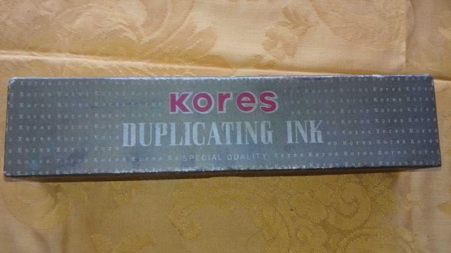 Caixa cartao kores Duplicate Link  +lapis borrac.antigos numerada 3E
