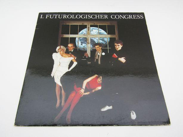 """FUTUROLOGISCHER CONGRESS Disco Vinil 12"""" LP 1982 1ª prensagem Alemanha"""