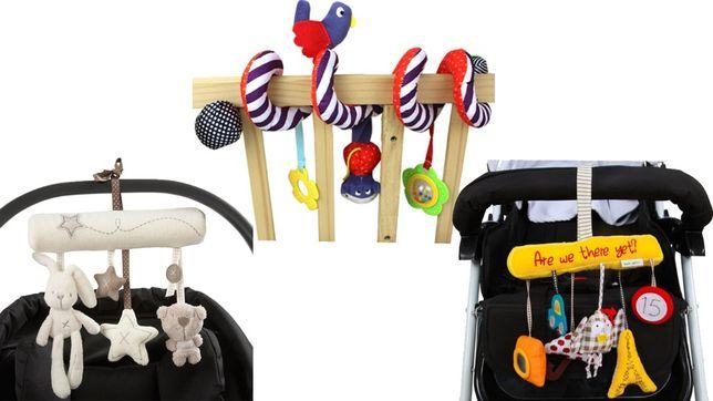 Детская игрушка подвеска на Кроватку Коляску Мобиль Mamas & Papas