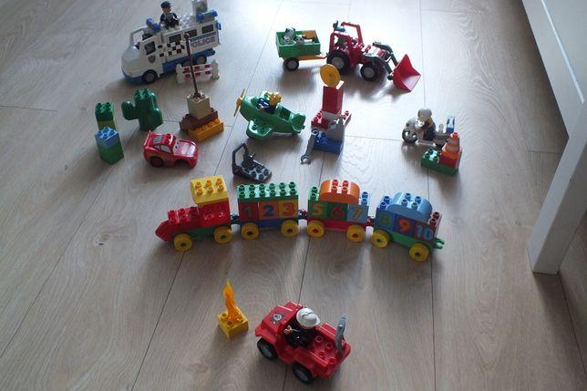 Oryginalne Klocki Lego Duplo 7 kompletnych zestawów